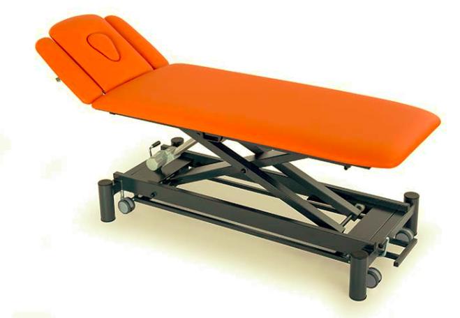 Letto elettrico a 4 sezioni cle elettromedicali - Letto elettrico per disabili usato ...